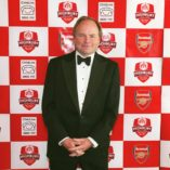Clive Anderson. Arsenal Charity Ball. Intercontinentail Hotel, Park Lane, London, 9/7/05. Credit : Arsenal Football Club / David Price.