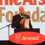 LONDON, ENGLAND - MAY 8: Dara O'Briain attends the Arsenal Foundation Charity Ball at Emirates Stadium on May 8, 2014 in London, England. (Photo by Stuart MacFarlane/Arsenal FC via Getty Images)