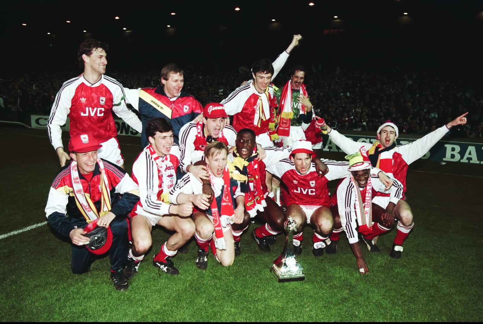 almost invincible arsenal the class of 1991 legends publishing