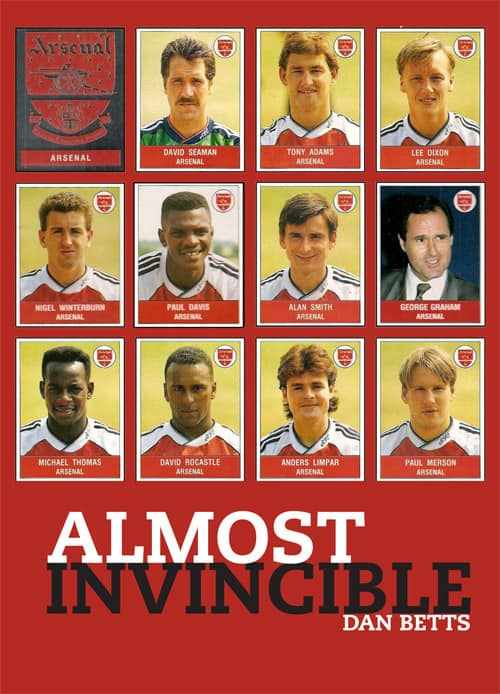 f8108182d In 2004, Arsenal achieved footballing immortality after going through an  entire season unbeaten. That team would forever be known as 'The  Invincibles', ...